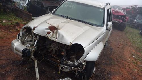 sucata jeep cherokee sport 3.7 v6 05 08 bartolomeu peças