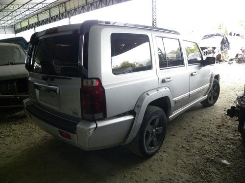 sucata jeep commander limited 5.7 hemi 326cv 5p