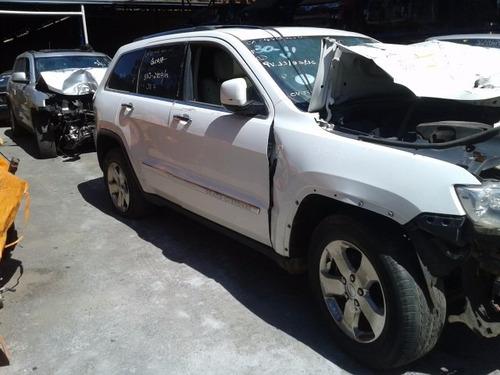 sucata jeep grand cherokee diesel 2013 bartolomeu peças