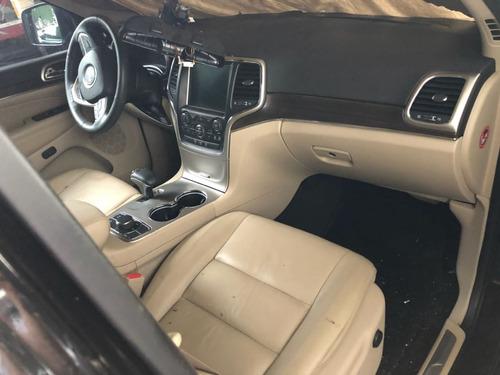 sucata jeep grand cherokee limited 3.6 2015 venda de peças