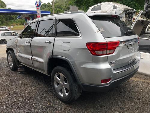 sucata jeep grand cherokee limited 3.6 v6 gas venda de peças
