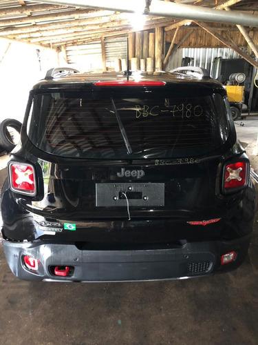 sucata jeep renegade 2.0 diesel 4x4 para retirada de peças