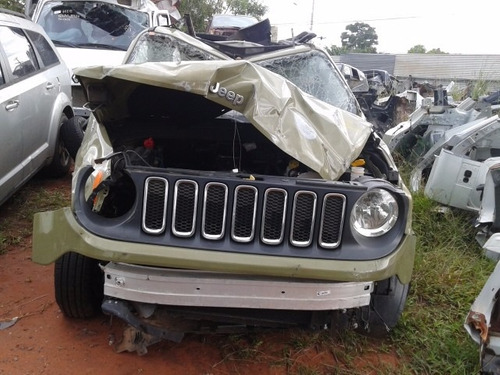 sucata jeep renegade 2016 diesel 170 cv bartolomeu peças