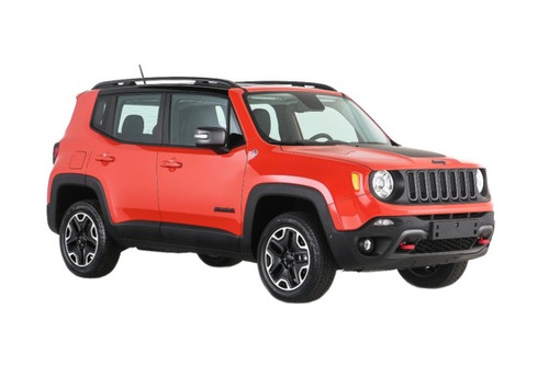 sucata jeep renegade retirada de peças lataria e mecanica