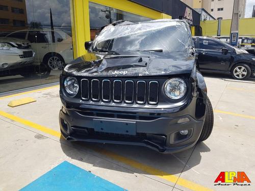 sucata jeep renegade sport 1.8 aut flex 2016