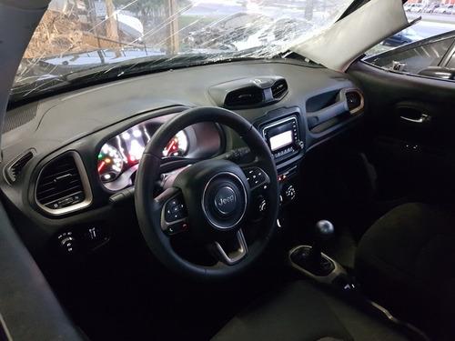sucata jeep renegade sport 1.8  flex manual venda de peças