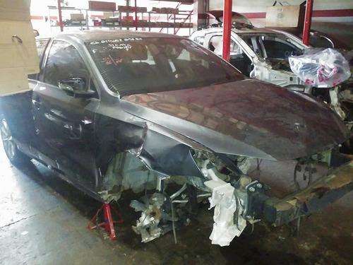 sucata jetta 2014 2.0 automático - somente retirada de peças