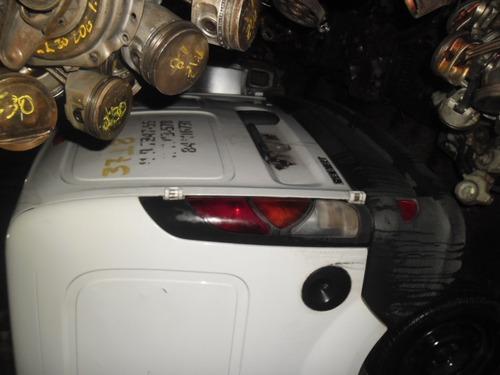 sucata kangoo 1.6 16v 04 furgão ´pra tirar peças porta motor