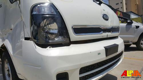 sucata kia bongo k2500 2.5 turbo diesel 2014
