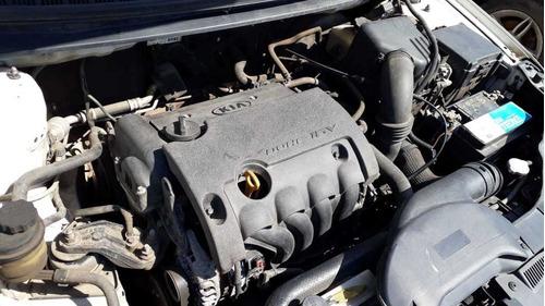 sucata kia cerato 1.6 126cvs gasolina 2010 rs caí peças