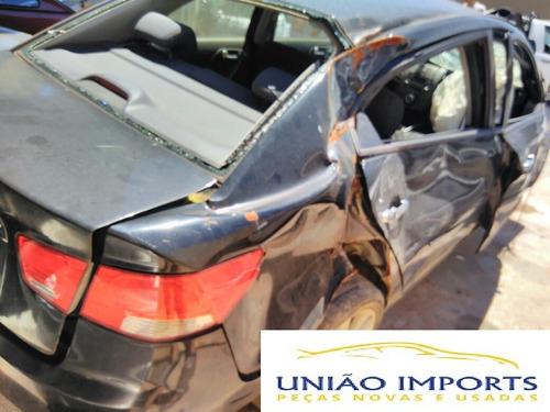 sucata kia cerato 1.6 16v 2012 para retirada de peças