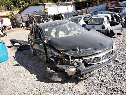 sucata kia cerato 1.6 16v automatico 2012 p/ retirar peças