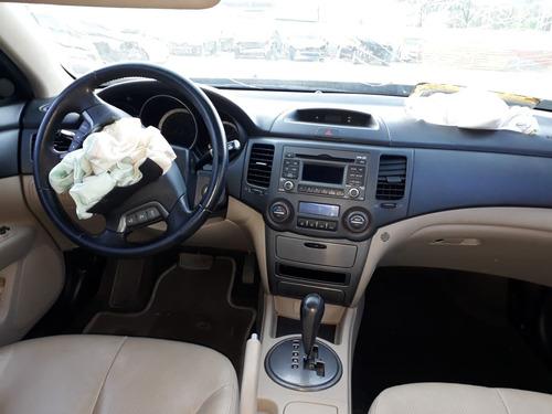 sucata kia magentis 2.0 gasolina 164cvs 2009  rs caí peças