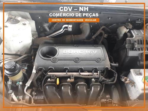 sucata kia sorento 2011 2.5 174cv gasolina (somente peças)