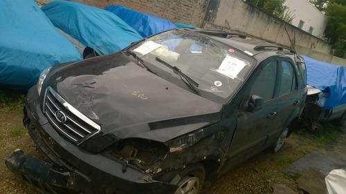 sucata kia sorento 2.5 ex aut 2009 para retirada de peças