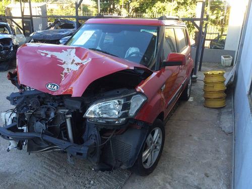 sucata kia soul ex 1.6 2010/2010 bassani auto peças