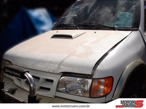 sucata kia sportage 2011 para retirada de peças