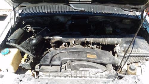 sucata kia sportage turbo diesel  2001