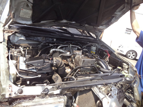 sucata l-200 triton 3.2 diesel 2013 para retirada de peças