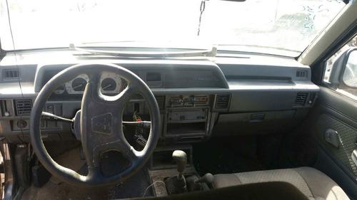 sucata l200 gls turbo diesel 4x4 manual