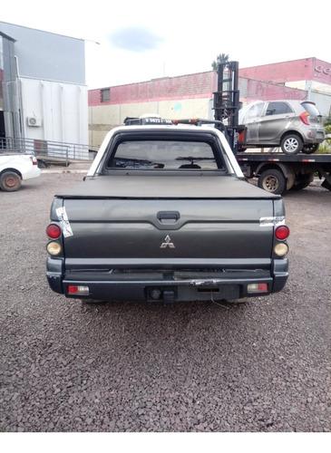 sucata l200 triton 2013 diesel 3.2