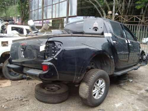 sucata l200 triton 3.2 4x4 diesel