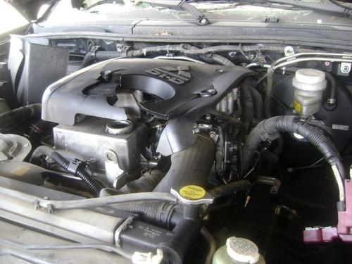 sucata l200 triton 3.2 d aut 2010 com motor e cambio e peças