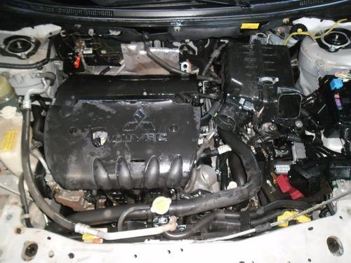 sucata lancer 2015 2.0 16v aut.cvt pra tirar peças motor