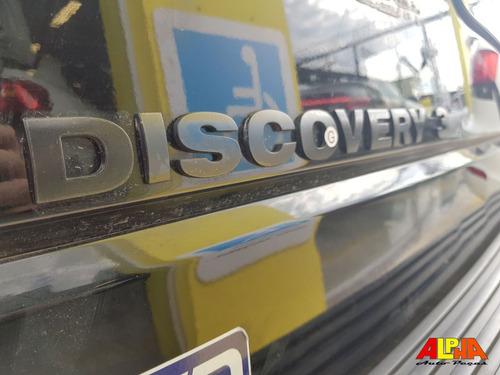 sucata land rover discovery 3 4x4 4.4 v8 gasolina 299cv 2005