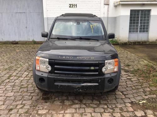 sucata land rover discovery 3 v8 06/07 bassani auto peças