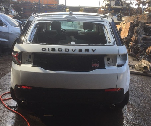 sucata land rover discovery spt 2016 diesel bartolomeu peças