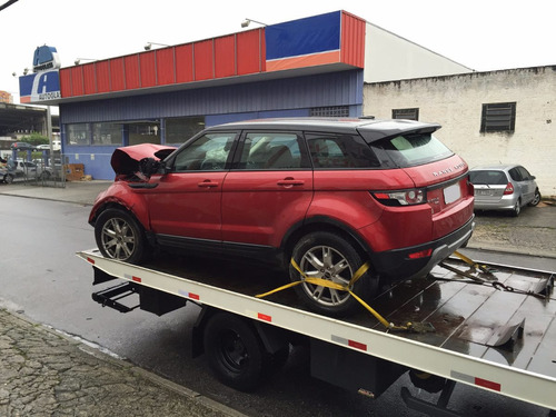 sucata land rover evoque