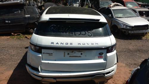 sucata land rover evoque dynamic 2014 bartolomeu peças