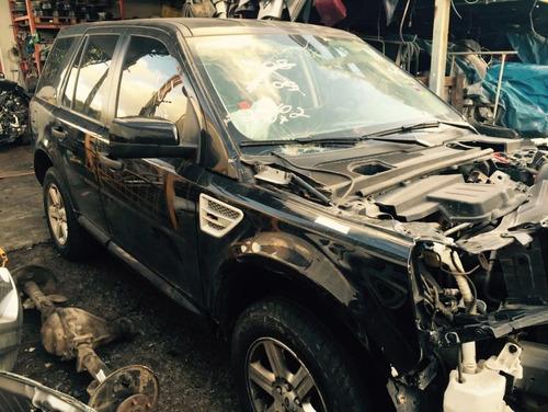 sucata land rover freelander 2012 para retirada de peças