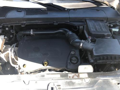sucata land rover freelander 2.2 diesel 2014 venda de peças