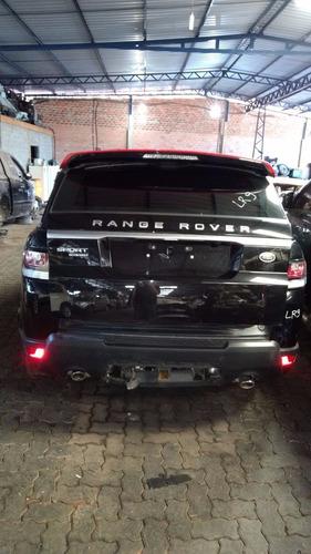 sucata land rover range rover sport 2015 bartolomeu peças