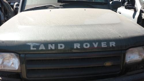 sucata land rover tdi 5 2001 retirada de peças