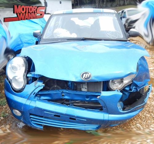 sucata lifan 320 2010/2010 para retirada de peças