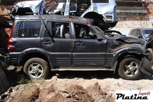 sucata mahindra scorpio glx 2009 2.6 para retirada de peças