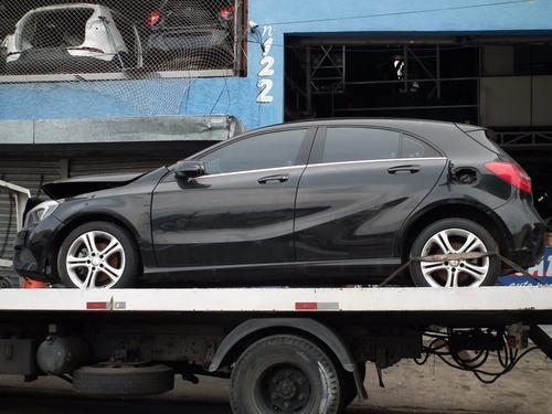 sucata mercedes a200 câmbio bancos rodas peças acessórios