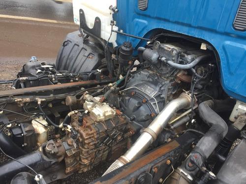 sucata mercedes accelo 815 /12 motor caixa diferencial peças