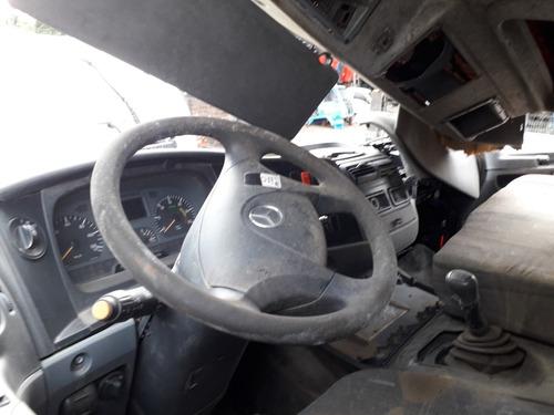 sucata mercedes atego 2425 2010 somente p/ retirada de peças