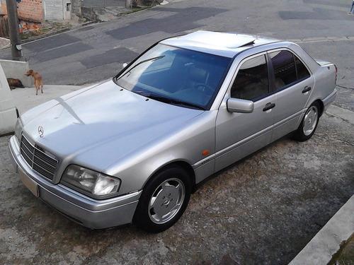 sucata mercedes-benz  c-280 1995