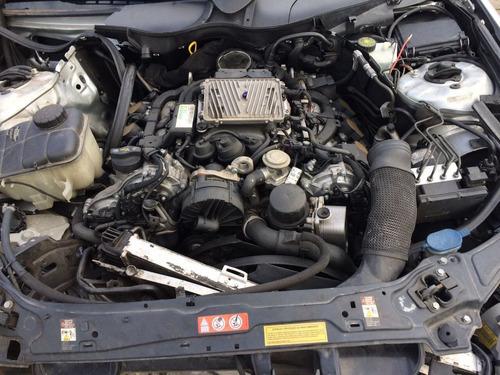 sucata mercedes benz c230 gasolina ano 2006 peças