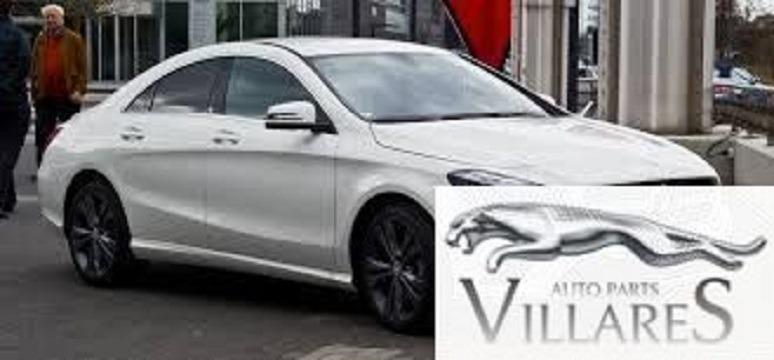 Sucata Mercedes Benz Cla   2013   2014   2015   Peças