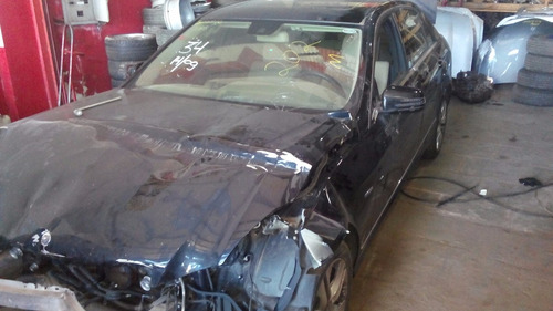 sucata mercedes benz e-350 2011 ( para venda de peças)