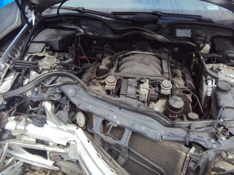 sucata mercedes benz e320 2004 w211 venda de peças