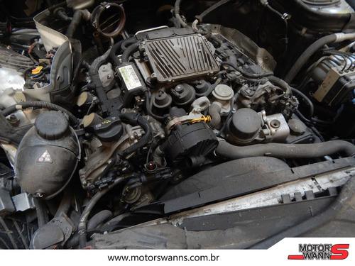 sucata mercedes-benz e350 2009/2010 para retirada de peças