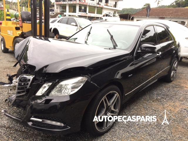 Sucata Mercedes Benz E350 Cgi V6 Avantgarde 2012   Peças