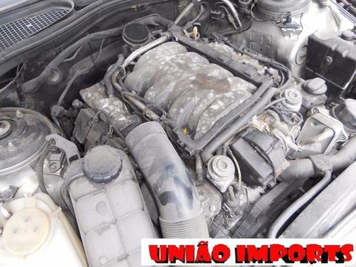 sucata  - mercedes benz s- 500 v8 2002 retirada de peças